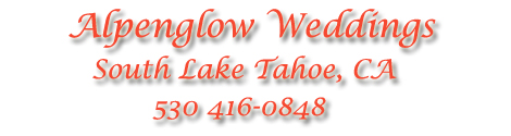 Alpenglow Weddings info