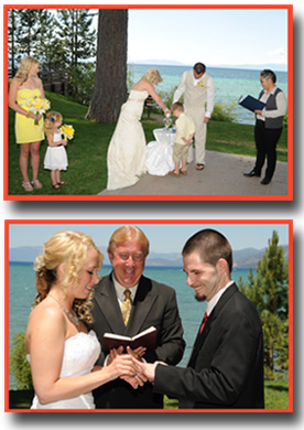 Various ceremonies being conducted at Regan Beach