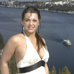 A very beautiful wedding venue in Northern California is Emerald Bay