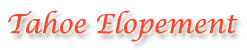 Elopement wedding package image